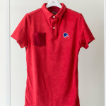 Lady's Summer Pile Pocket Polo