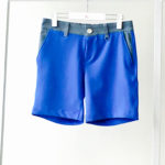 Lady's Functional Solid Shorts