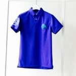 Lady's Round Collar Polo