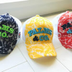 PALMS PILE CAP