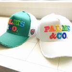 PALMS TWILL CAP 5
