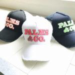 PALMS TWILL CAP 6