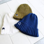 KIWI Turnback Knit Cap