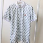 Lady's KIWI Houndtooth Polo