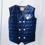 Lady's Quilt Double Vest