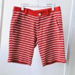 Border Jaquard Shorts