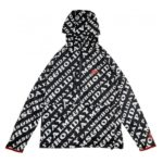 Lady's Typography WP Parka