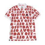 Pattern Print Dry Polo